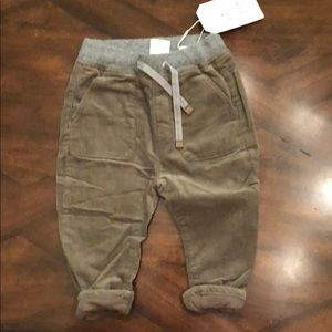 Zara pants basic collection size 12-18 months